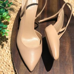 MICHAEL KORS🍂🍁Nude Pumps size 9.5